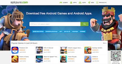5+ Situs Download APK Android Terbaik dan Terpopuler 1