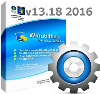 WinUtilities Professional v13.18 full with keygen