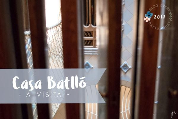 BEDA #22 || BARCELONA || Visita à Casa Batlló