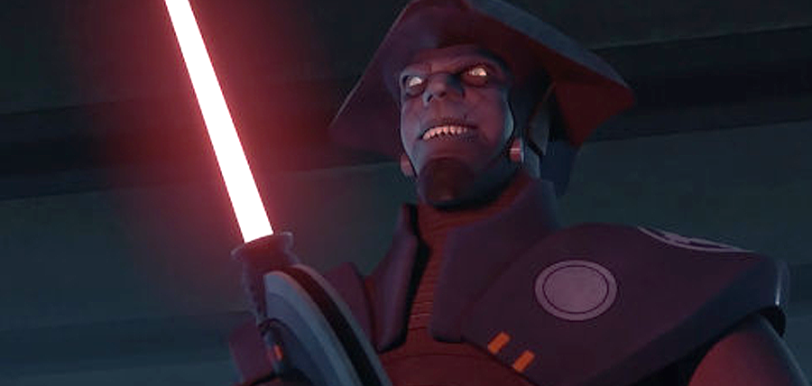Noul Inchizitor în Star Wars: Rebels Sezonul 2