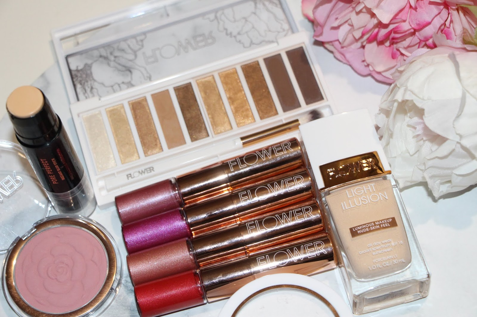 If you have never heard of Flower Makeup before here is my review on the stunning makeup brand by Drew Barrymore she has created this range to empower women ...