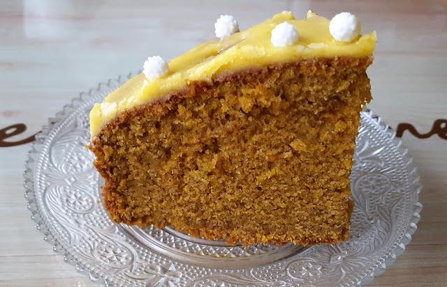 Ciasto z dyni.