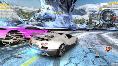 Adrenaline Racing: Hypercars (MOD, much money) APK + OBB Download