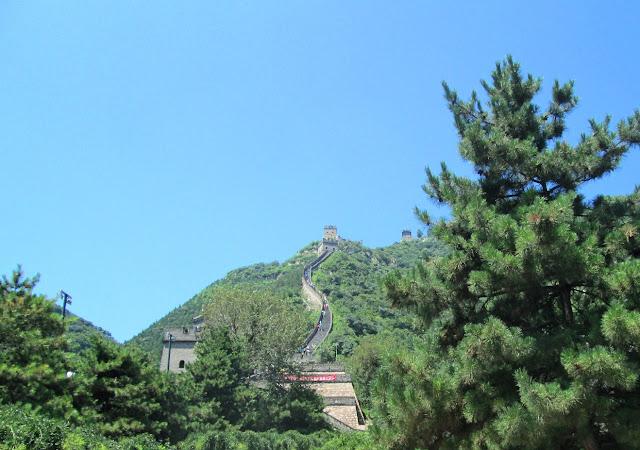 De la Hutong la Marele Zid