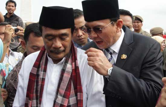 Wow, Kata Djarot : Tidak Boleh Ada Perda Syariah di Jakarta