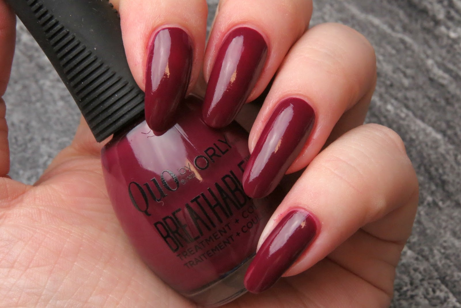Quo by Orly Breathable Treatment + Color Nail Polish | Kaitlyn ...