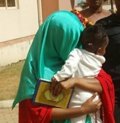 Court Remands Killer Wife, Maryam Sanda In Prison Custody