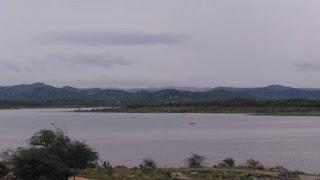 Barragem Boqueirão de Parelhas está recebendo bom volume de água