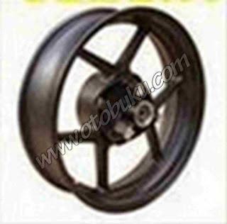 Gambar Velg CHEMCO NINJA 250 4.5