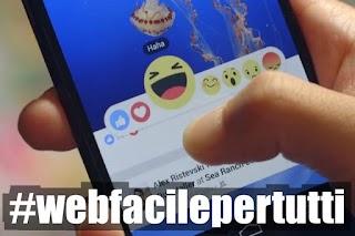 Su Facebook Sono Arrivate Le Reactions - Accanto Al Mi Piace Altri Cinque Simboli