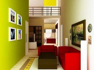 Desain Interior Rumah Minimalis Tipe 36 3