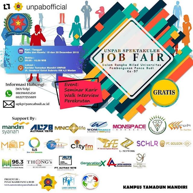 Job Fair Medan