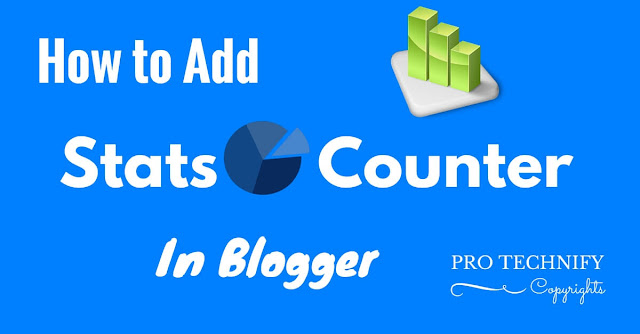 StatCounter for blogger
