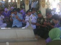 Panglima TNI Ziarah Ke Makam Pangsar Jenderal Sudirman