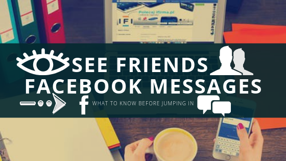 How To Read Inbox Messages On Facebook From Another Person<br/>