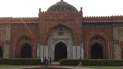 Old Fort Delhi India 926