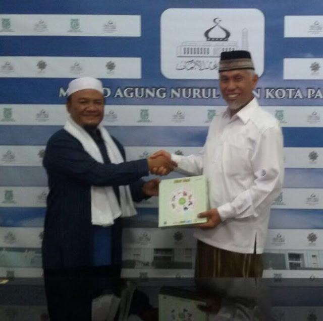 Wali Kota Padang Apresiasi Permainan Edukasi Zakat Game IZI