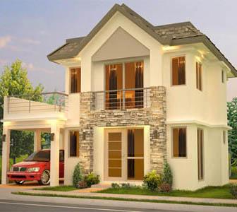 54 Warna Cat Rumah minimalis Interior Eksterior Terbaik