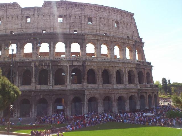 A Riqueza de Viajar - Roma - Cidades Históricas