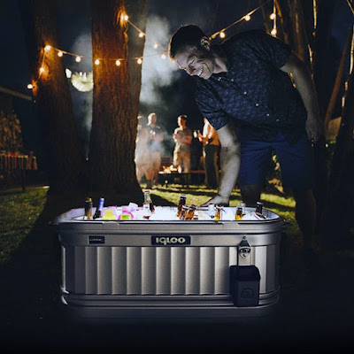 Igloo Party Cooler