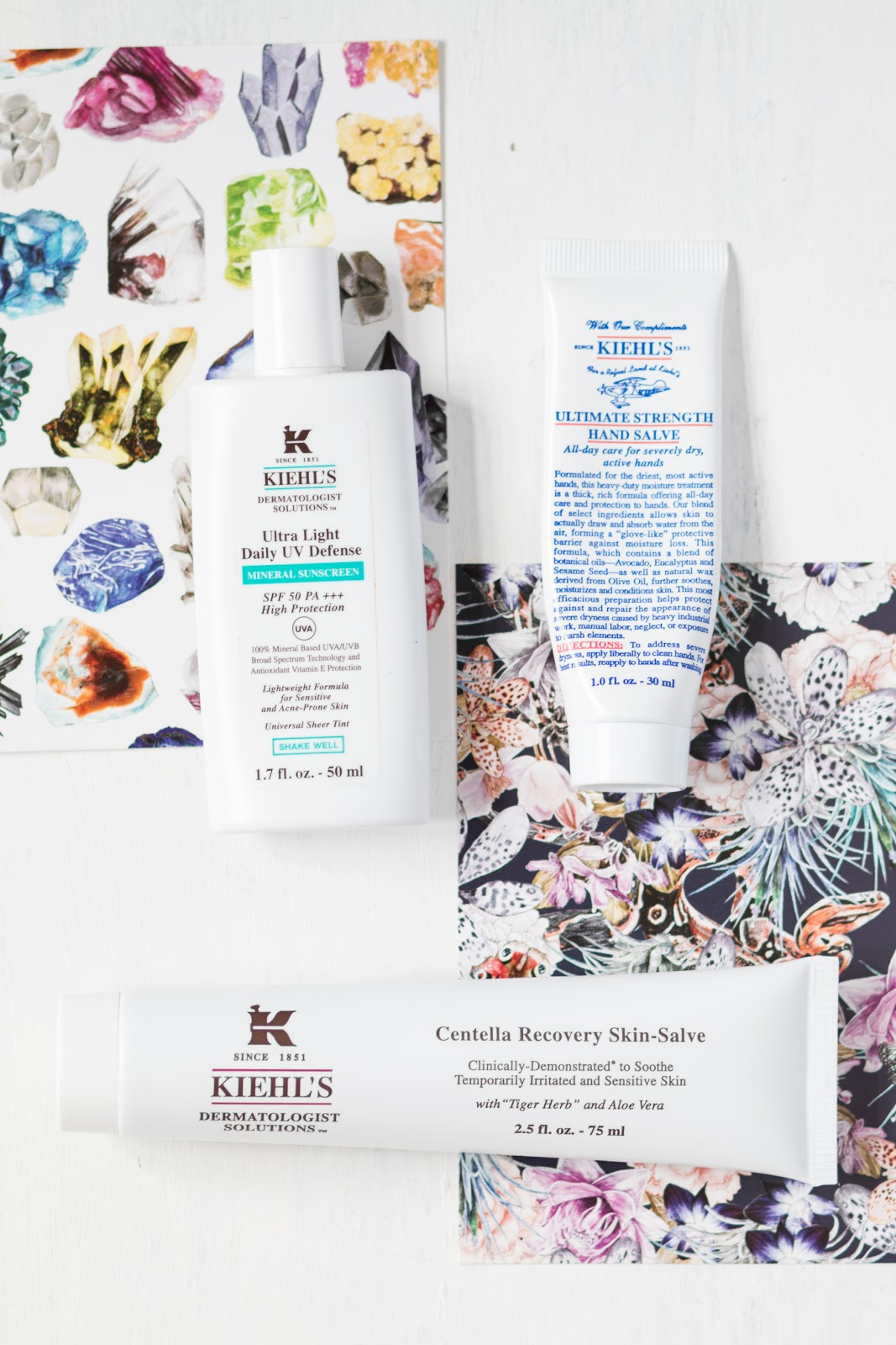 A LOVE AFFAIR WITH KIEHLS