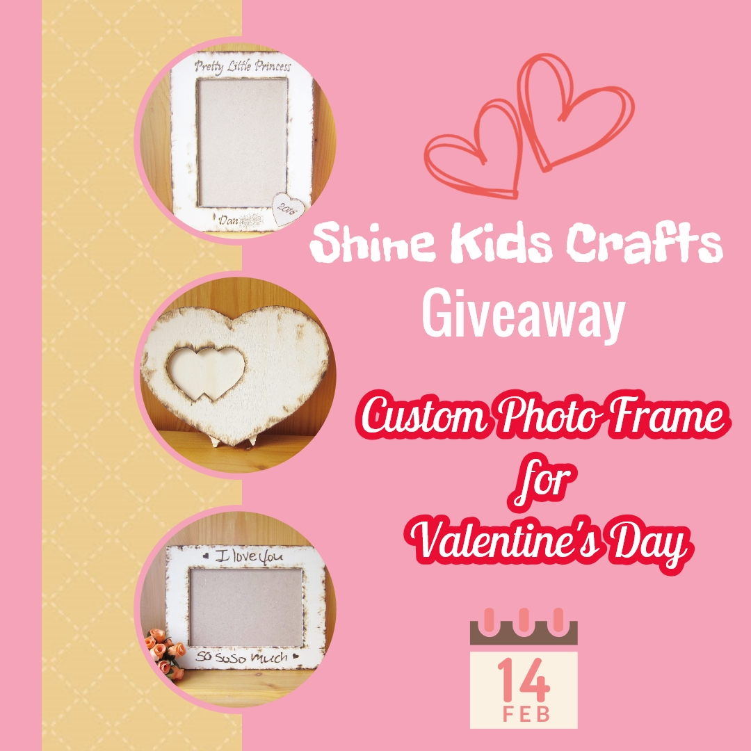 Photo frames coupons