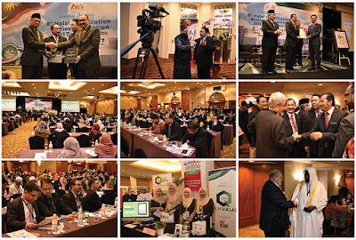 Source: JAKIM. Scenes from the 2017 Halal Certification Bodies Convention event.