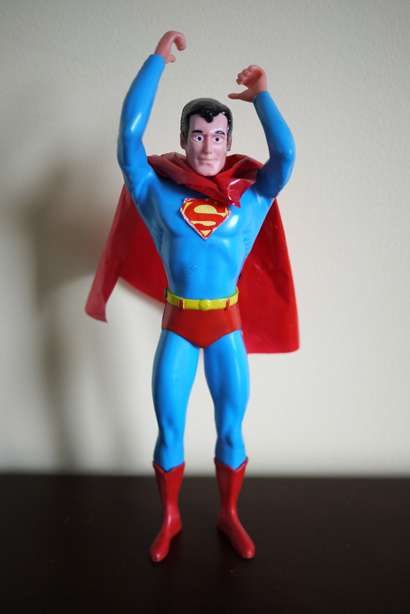 Vault 1541 Youtube Superman  Wonder Woman Stuff 70S -2978