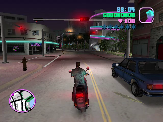 GTA Vice City download for pc - Highly Compressed 240 M.B. Mega download Link