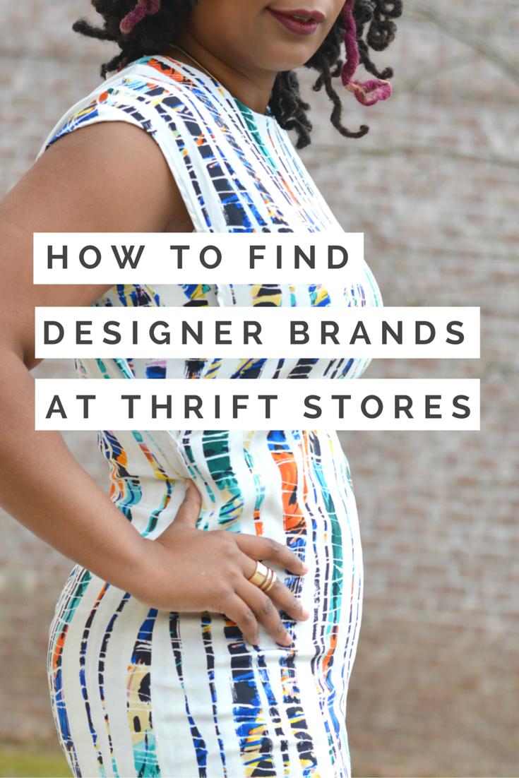 How To Find Designer Brands At Thrift Stores