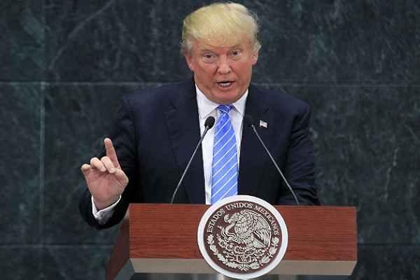 डोनाल्ड ट्रम्प ने पूरा किया अपना वादा, TPP ने अलग हुआ अमेरिका