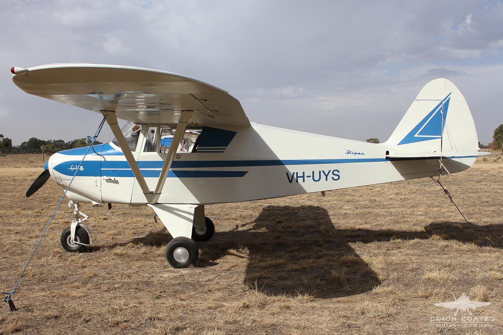 Piper PA-22-108 Colt VH-UYS   GA Aircraft Australia