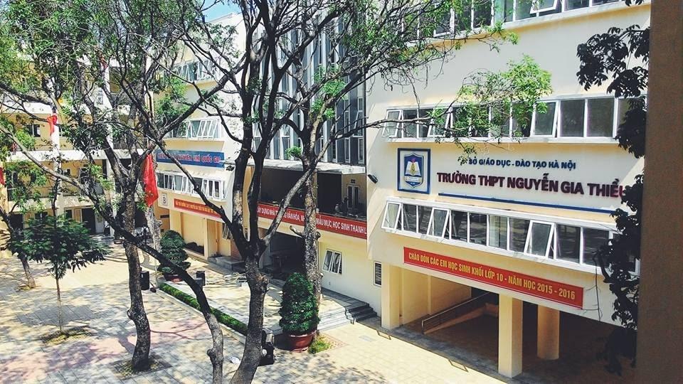 Trường THPT Nguyễn Gia Thiều.