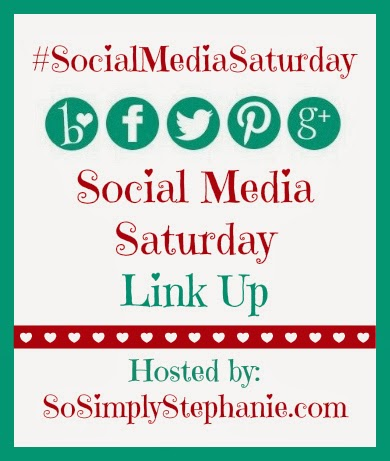 Social Media Saturday via So Simply Stephanie