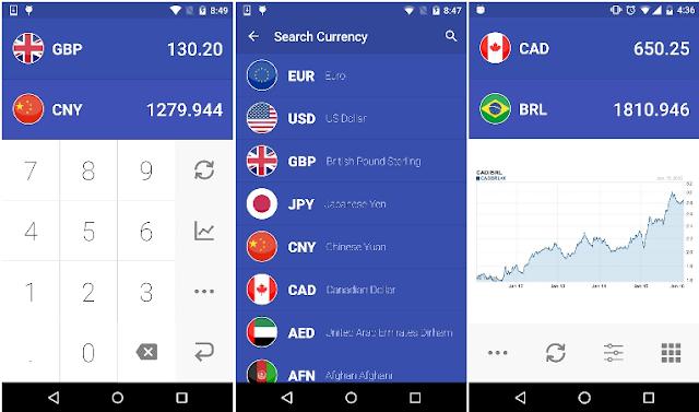 App Conversor de moedas em Orlando