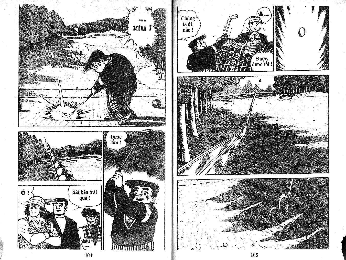 Ashita Tenki ni Naare chapter 24 trang 50