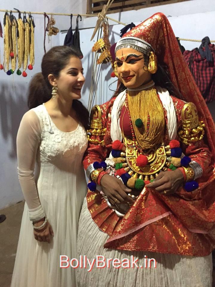 , Hot Pics of Isha Talwar From Holiday