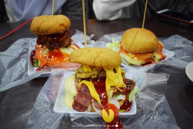 Burger Bakar Abang Burn, Gombak Setia