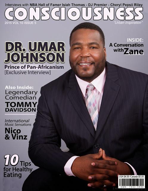 Resultado de imagem para Dr. Umar Johnson