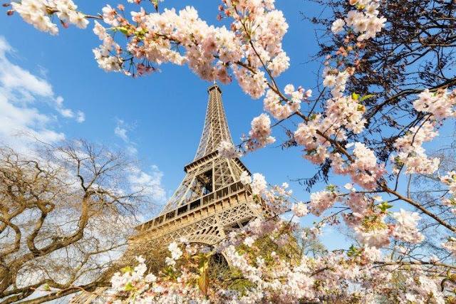 Primavera em Paris