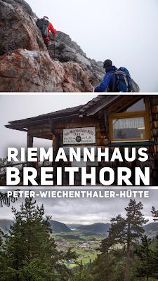 Riemannhaus – Peter-Wiechenthaler-Hütte | Steinernes Meer | Saalfelden-Leogang | Wandern im SalzburgerLand