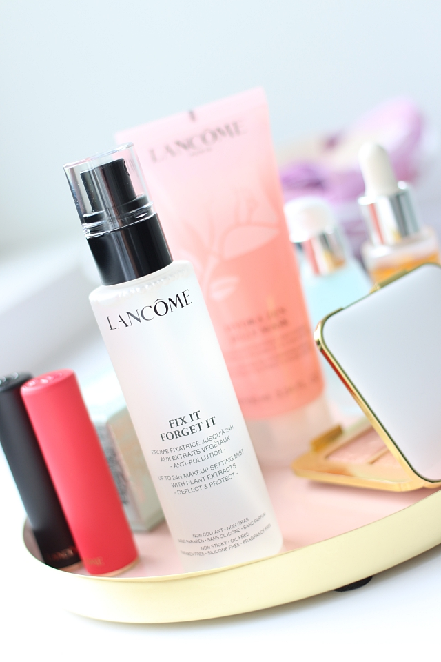 Lancôme Fix It Forget It spray