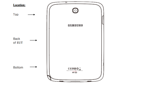 Samsung GT-N5110 Arrives At FCC, It Is The Galaxy Note 8.0