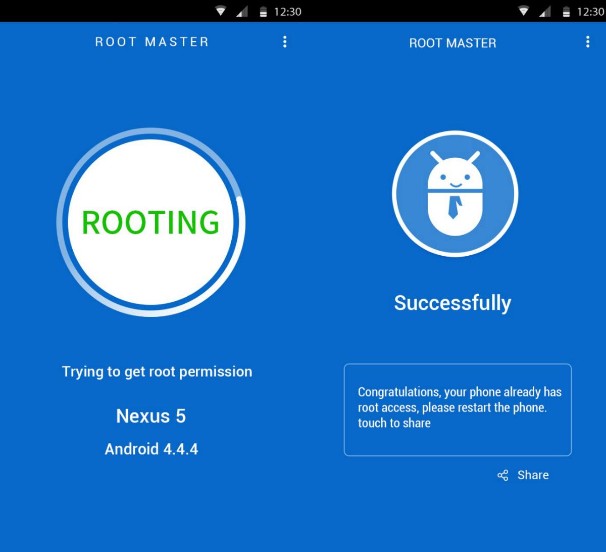 Les 6 meilleurs logiciels pour Android Rooté 2016