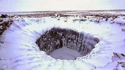 As gigantes Crateras