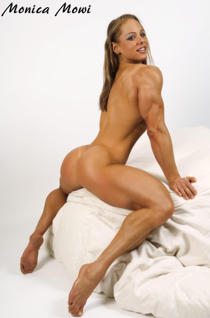 bodybuilder female booty nude