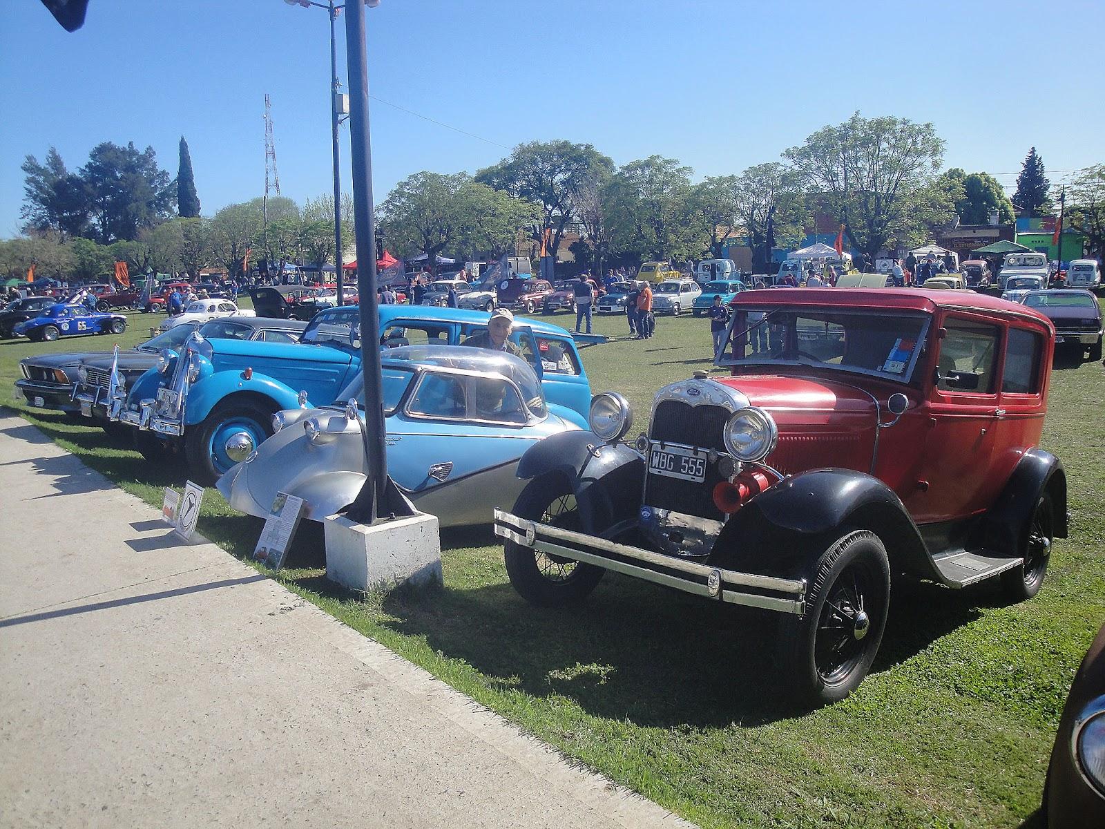 9637e877aa Archivo de autos: La quinta edición de Autos Clásicos Los Cardales