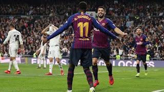 فيديو : ريال مدريد يخسر مجددا امام برشلونة فى الدورى الاسبانى