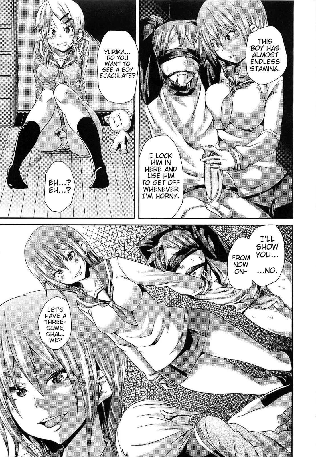 lezdom hentai