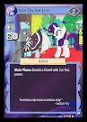 My Little Pony Not On the List Canterlot Nights CCG Card